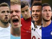 """Dàn sao 500 triệu bảng  """" đại náo """"  Ngoại hạng Anh: Có Kane, Bruyne"""