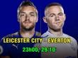 Leicester City – Everton: Rooney và cạm bẫy ở hang Cáo