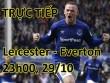 Chi tiết Leicester - Everton: Chiến quả nhẹ nhàng (KT)