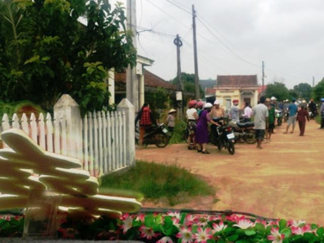 Vụ chặn xe cưới đòi nợ nông thôn mới: Cuộc họp bất thành - 3