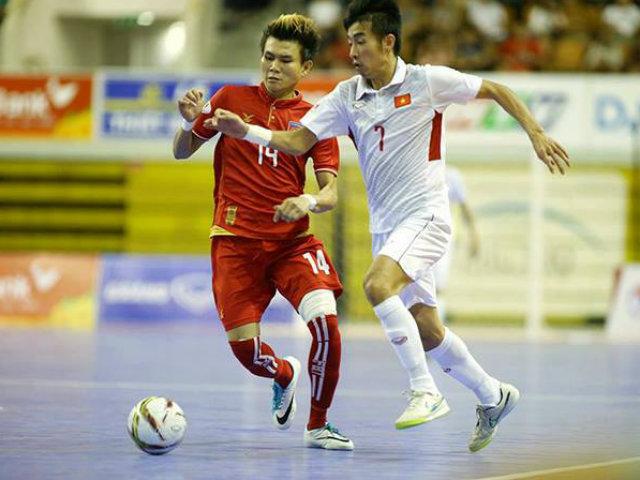 Việt Nam - Malaysia: Cơn mưa bàn thắng, tỷ số gây sốc (Futsal) - 2