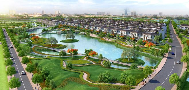 Biệt thự phố vườn LAVILA đạt tỷ lệ đặt chỗ gần 100% trong ngày giới thiệu - 2