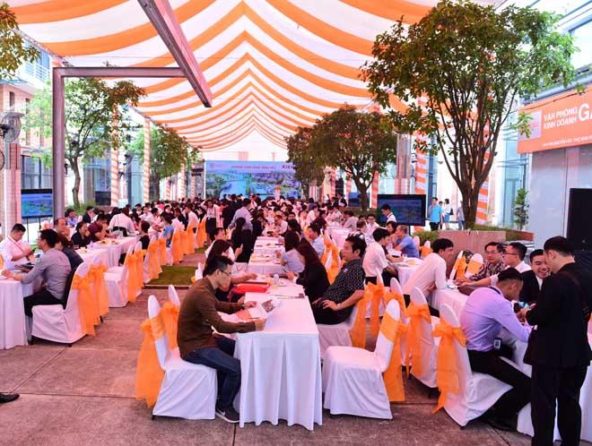 Biệt thự phố vườn LAVILA đạt tỷ lệ đặt chỗ gần 100% trong ngày giới thiệu - 1