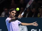 Federer - Del Potro: Nhà vua vĩ đại, ngược dòng đăng quang (chung kết Basel Open)