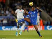 Leicester - Everton: Định đoạt bằng hai đòn chí tử