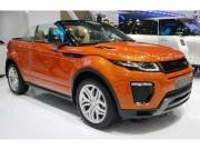Range Rover Evoque mui trần có giá 3,5 tỷ đồng