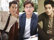 Mặc Song Joong Ki cưới vợ, 6 quý ông U40 này vẫn quyết độc thân bền vững