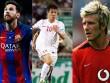 """Siêu phẩm bóng đá Việt Nam: Beckham, James Rodriguez cũng """"phải nể"""""""