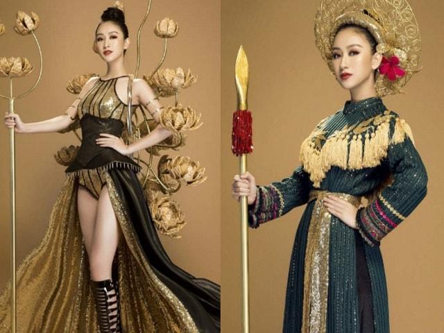 Á hậu Việt có vòng ba 1 mét sẽ dự thi Hoa hậu Siêu quốc gia - 5