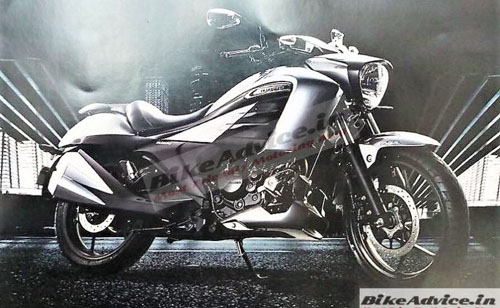 Lộ ảnh Suzuki Intruder mới, đẹp miễn chê - 2