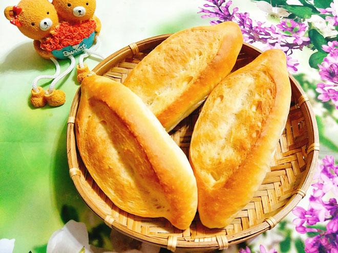 Tự làm bánh mì tươi đơn giản, thơm phức ngon hơn ngoài hàng - 1