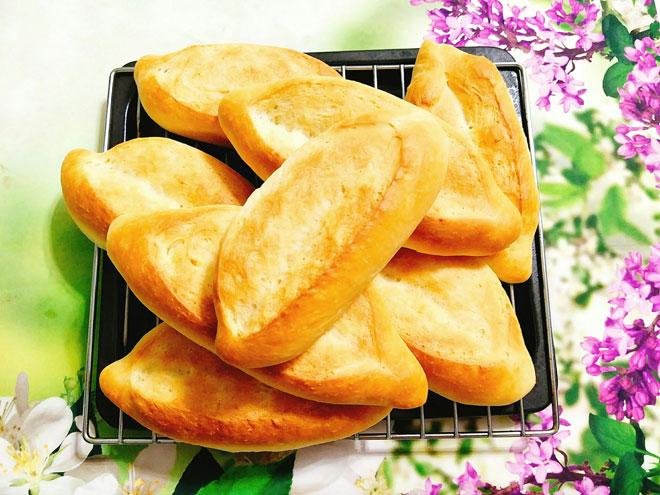Tự làm bánh mì tươi đơn giản, thơm phức ngon hơn ngoài hàng - 8