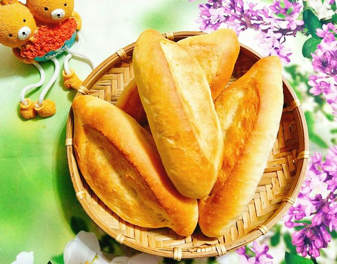 Tự làm bánh mì tươi đơn giản, thơm phức ngon hơn ngoài hàng - 9