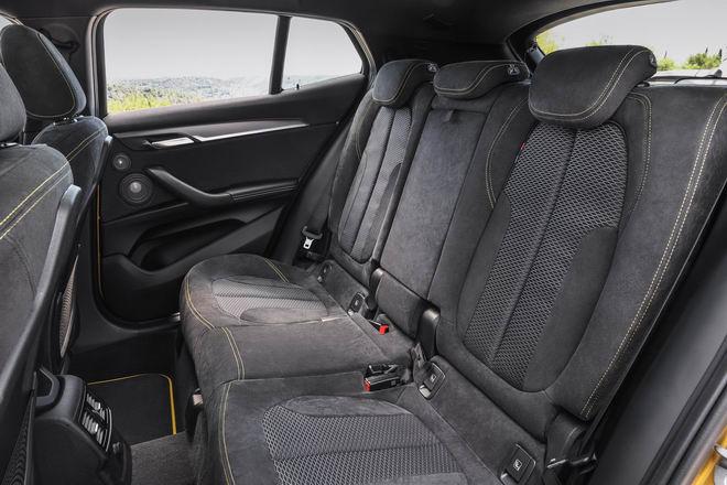 BMW X2 hoàn toàn mới: SUV cỡ nhỏ thể thao - 4