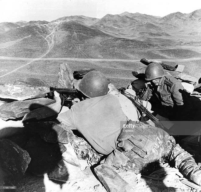 Lần cuối cùng Liên Xô đụng độ quân Trung Quốc ở biên giới - 1