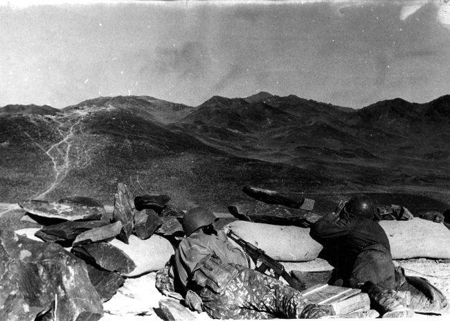 Lần cuối cùng Liên Xô đụng độ quân Trung Quốc ở biên giới - 3