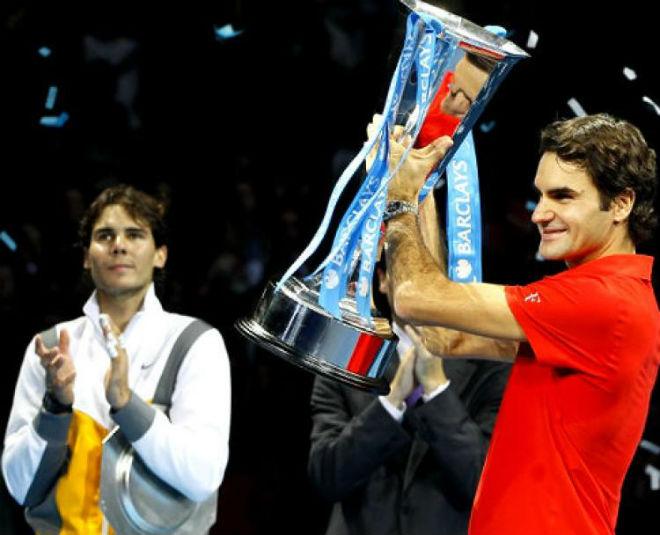 Federer nhường Nadal số 1 thế giới: Lùi 1 bước để tiến 3 bước - 2