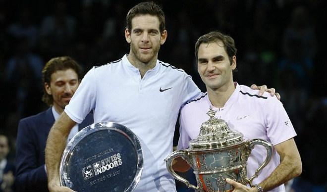 Federer nhường Nadal số 1 thế giới: Lùi 1 bước để tiến 3 bước - 1