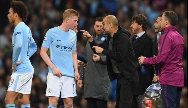 """Man City thắng """"vũ bão"""": Giữ Pep dài hạn, trói Bruyne 1 tỷ euro - 1"""