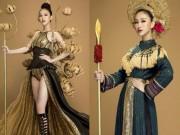 Đại diện Việt bứt phá ngoạn mục tại Hoa hậu Trái Đất