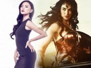 """"""" Cô Ba """"  Ngô Thanh Vân một mình đối đầu Wonder Woman và  """" Liên minh công lý """""""