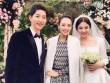 """Chương Tử Di """"cân"""" cả dàn khách mời dự đám cưới thế kỷ Song Hye Kyo"""