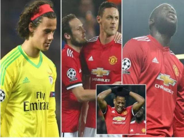"""MU """"vất vả"""" Benfica: Mourinho lộ lý do """"cướp"""" phạt đền của Lukaku - 3"""