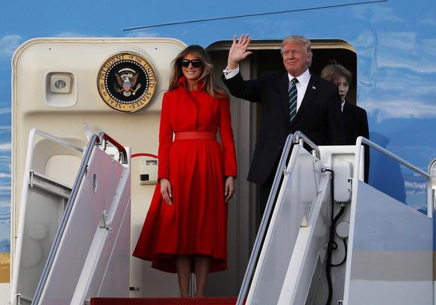 TT Donald Trump đến VN: Cận cảnh chuyên cơ 'pháo đài' Air Force One - 1