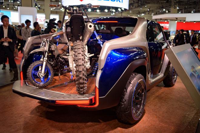 Cross Hub: Xe bán tải đẹp mắt từ... Yamaha - 3