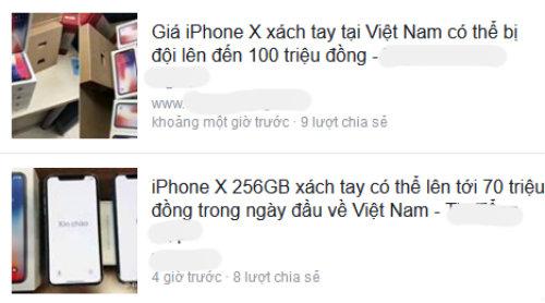 SỐC: iPhone X xách tay về Việt Nam có giá đắt 100 triệu đồng? - 2