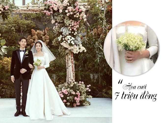 Những con số tiền tỷ giật mình trong tiệc cưới Song Hye Kyo - 2