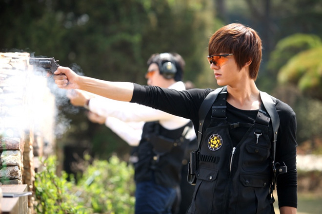 Nam thần phim hành động: Lee Min Ho chưa phải số 1 - 1