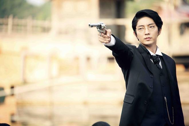 Nam thần phim hành động: Lee Min Ho chưa phải số 1 - 3