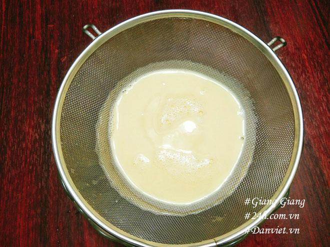 Công thức làm bánh flan phô mai béo ngậy, mềm ngon - 6