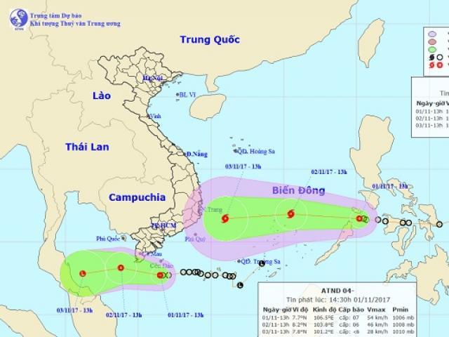 Ảnh hưởng áp thấp, miền Trung mưa trắng trời, nhà dân bị ngập sâu hơn 1m - 4
