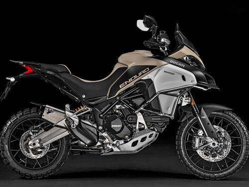 """Ducati sẽ tung """"chiến binh"""" Multistrada 1260 hoàn toàn mới - 1"""