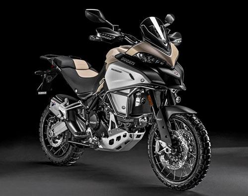 """Ducati sẽ tung """"chiến binh"""" Multistrada 1260 hoàn toàn mới - 2"""