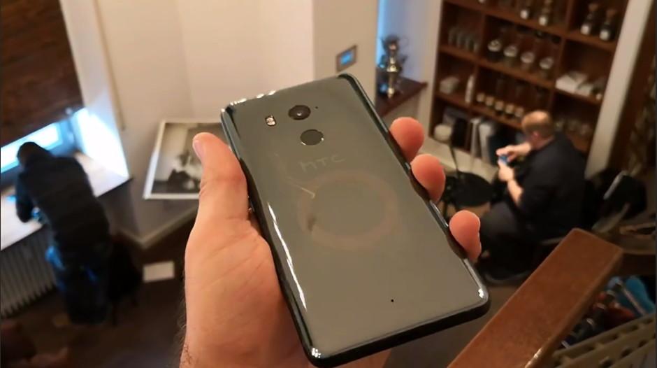 """Lộ ảnh thực tế của """"bộ đôi quyền lực"""" HTC U11 Plus và U11 Life - 7"""