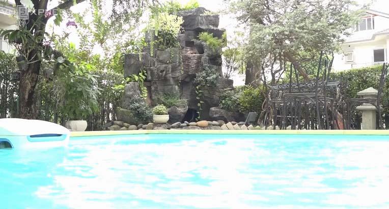 """Nhà đẹp của sao: Ngất ngây biệt thự """"hoàng gia"""" của Hồ Quỳnh Hương - 5"""