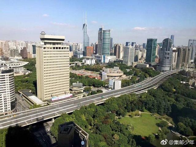 """24 triệu người Thượng Hải bỗng nhiên """"biến"""" đi đâu? - 2"""