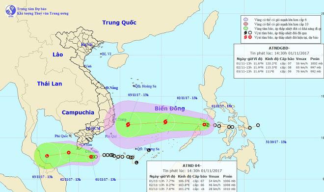 Ảnh: Phú Yên chìm trong nước lũ, nhiều khu vực bị cô lập - 11