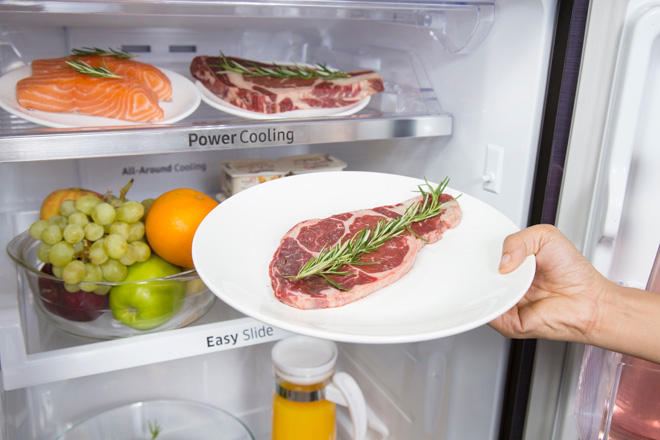 3 lí do nên mua tủ lạnh cấp đông mềm - 1