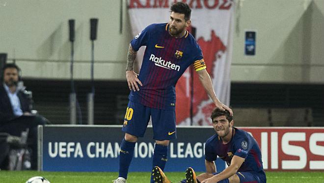 Báo động Barca: Ai dám cất Messi dự bị, Suarez như kẻ mất hồn - 3