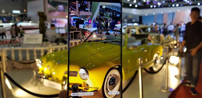 Dưới ống kính Note8, Motor show chưa bao giờ mới lạ đến thế - 6
