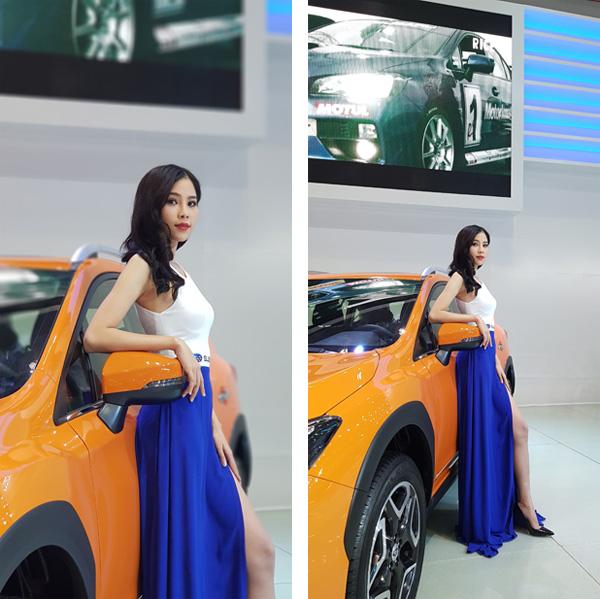 Dưới ống kính Note8, Motor show chưa bao giờ mới lạ đến thế - 5