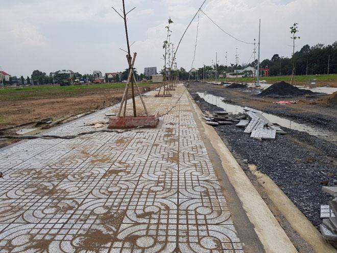 Khách hàng tại dự án Diamond City Đồng Nai sắp được bàn giao đất - 1