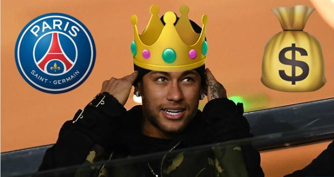 """PSG lo mất C1 & """"hoàng đế"""" Neymar: """"Chữa bệnh"""" bằng Coutinho - 1"""