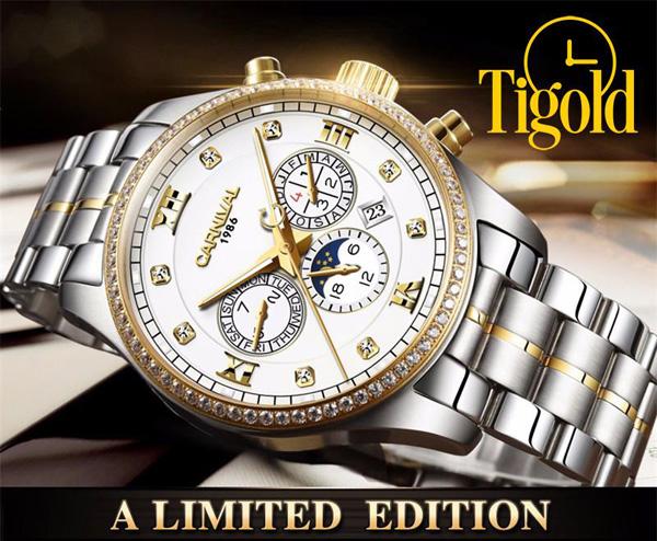 Tại sao khách hàng kéo nhau đến bán đồng hồ cũ cho Tigold? - 1