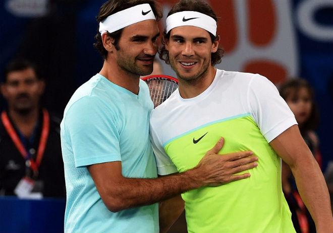 Tin thể thao HOT 1/11: Federer hối hận vì để Nadal số 1 thế giới - 1