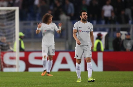 "Chi tiết AS Roma - Chelsea: Tan nát ""The Blues"" (KT) - 7"